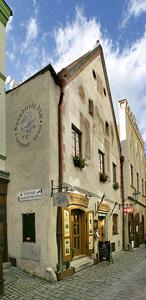 Facade, Hotel & Restaurant Švamberský dům